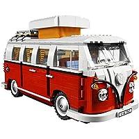 LEGO - Juegos de construcción, tema Volkswagen T1 Camper Van (L-10220)
