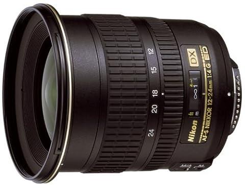 Nikon AF-S DX Zoom-Nikkor 12-24mm 1:4G IF-ED Objektiv (77mm Filtergewinde)