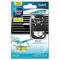 Ambi Pur Car Air Freshener-Deodorante per auto,-Distributor, forma a bottiglia