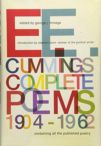 E. E. Cummings: Complete Poems, 1904-1962 por E. E. Cummings
