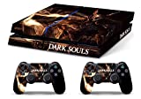 Skin PS4 HD DARK SOULS 2 b - limited edition DECAL COVER Schutzhüllen Faceplates playstation 4 SONY BUNDLE