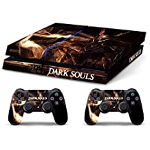 Skin PS4 HD DARK SOULS 2 b - limited edition DECAL COVER ADHESIVO playstation 4 SONY BUNDLE