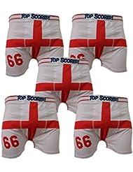 **Bon Marche** 5 Boxeurs pour Homme England '66