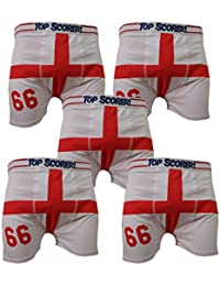 **Great Value** Mens 5pk St George & The Dragon