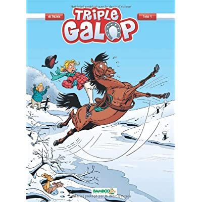 Triple galop, Tome 4 :