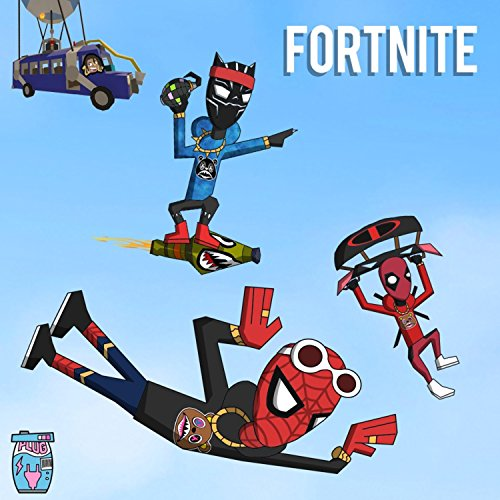 Fortnite (feat. Ghetto Avengerz & KingSavage) [Explicit]
