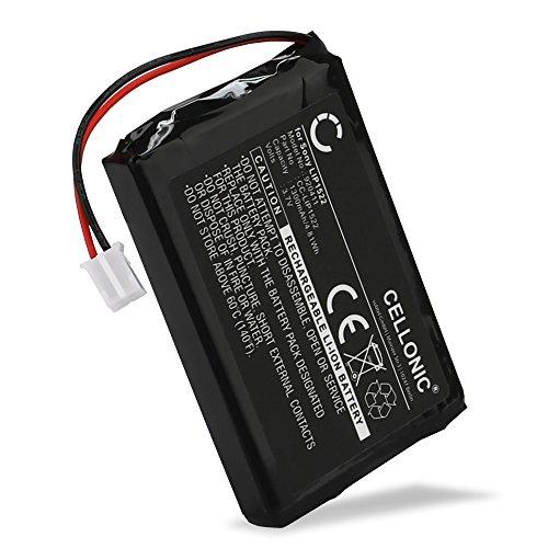CELLONIC® Batterie Premium Compatible avec Sony PS4 Dualshock 4 V1, Playstation 4 Manette (ne Pas PS4 Pro/Slim V2 Manette) (1300mAh) LIP1522 Batterie de Recharge, Accu Remplacement