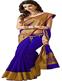 Sarees For Women Sarees New Collection Sarees For Women Latest Design Women's Cotton Silk Saree With Blouse Piece...