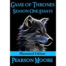 Game of Thrones Season One Essays Illustrated Edition (English Edition)