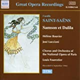 Great Opera Recordings - Samson et Dalila