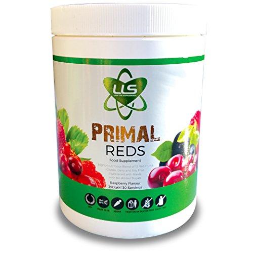 LLS Primal Reds   Una miscela in