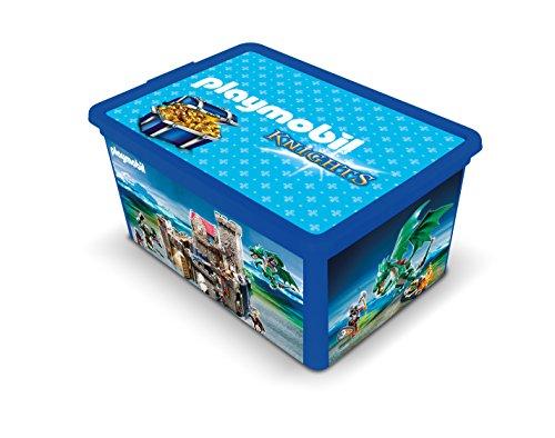 Playmobil-064751-Caja-Los Caballeros-6l