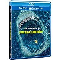 Megalodon Blu-Ray