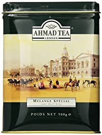 Ahmad Tea Special Blend Loose Tea Caddy, 17.6 Ounce