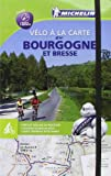 Velo la carte en Bourgogne et Bresse: Cycling Map