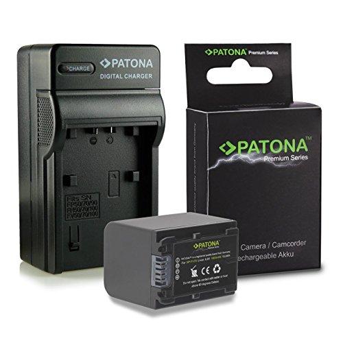 Caricabatteria e Premium Batteria NP FV70 NPFV 70 per Sony DCR SR15 DCR SR20 DCR SX73 DCR SX85 DEV 3 DEV 5 HDR CX560 HDR CX690 HDR PJ780 HDR PJ790
