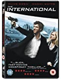 The International [DVD] [2009]
