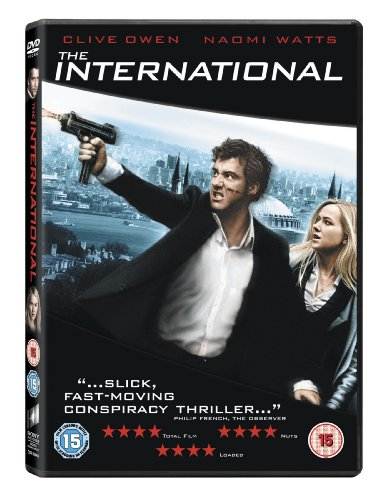 Image of The International [DVD] [2009]