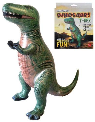 Aufblasbare Dinosaurier T-Rex