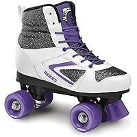 Roces Niños épico Roller Skates/rollschuhe Street, infantil, Kolossal, blanco y verde, 34