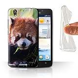 Stuff4 Gel TPU Phone Case/Cover for Huawei Ascend G630 /