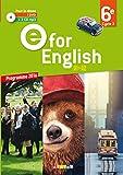 E for English 6e – Coffret Classe 2 – CD audio + 1 DVD