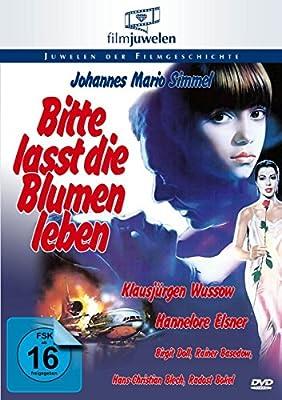 Johannes Mario Simmel: Bitte lasst die Blumen leben - Filmjuwelen
