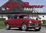 Alfa Romeo 2009. Kalender.