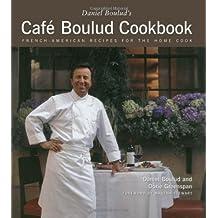 Daniel Boulud's Cafe Boulud Cookbook by Daniel Boulud (1999-11-03)