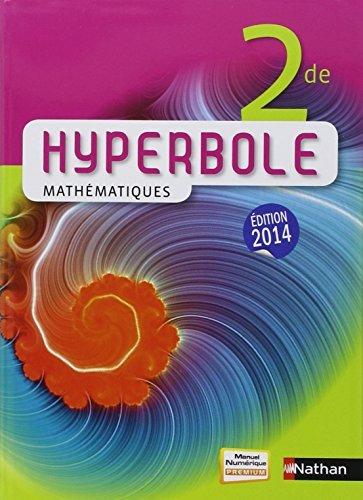 Hyperbole 2de by Jean-Luc Bousseyroux (2014-04-18)