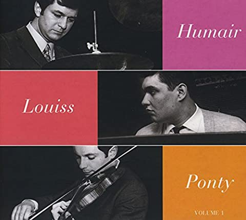 Trio Humair Louiss Ponty /Vol.1
