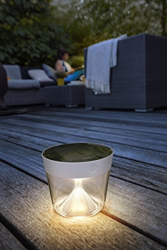 Philips myGarden tragbare LED Solar Leuchte mit Dimmfunktion - 5