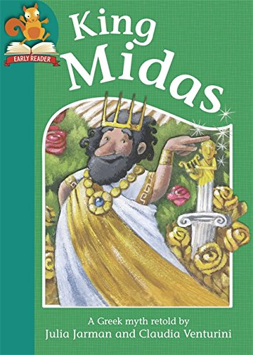 King Midas's golden touch