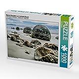 Moeraki Boulders am Koekohe Beach 1000 Teile Puzzle quer: Neuseeland - Die Welt in einem Land (CALVENDO Orte)