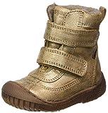 Bisgaard Unisex-Kinder Klettstiefel Schneestiefel, (6011 Gold), 27 EU