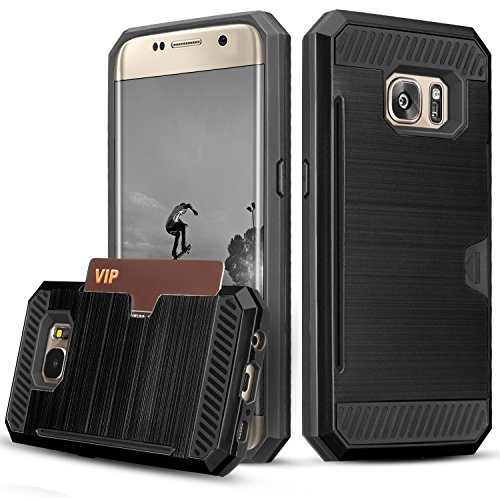 galaxy-s7-edge-case-wallet-case-card-pocket-shockproof-dual-protective-shell-rubber-bumper-with-card