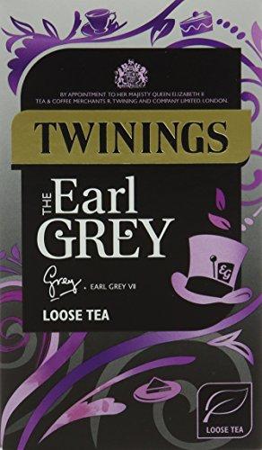 Twinings Earl Grey Loose Tea 125 g (Pack of 4)