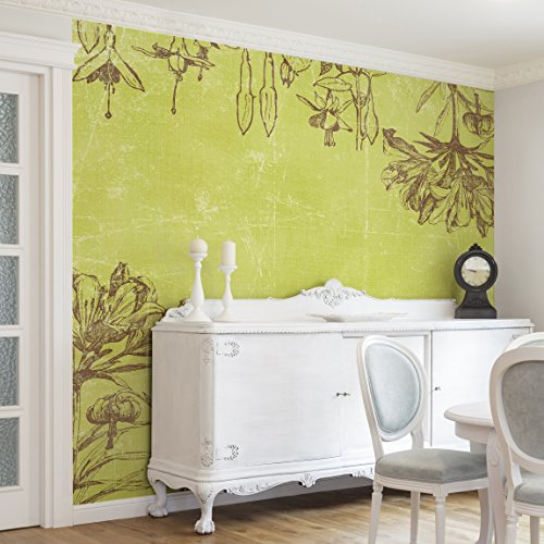 papier-peint-intisse-premium-late-summer-mural-carre-papier-peint-photo-intisse-tableau-mural-photo