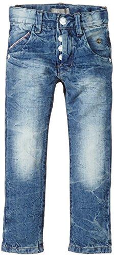 NAME IT Jungen Jeans Rene Kids DNM Slim Pant NOOS, Einfarbig, Gr. 146, Blau (Medium Blue Denim)
