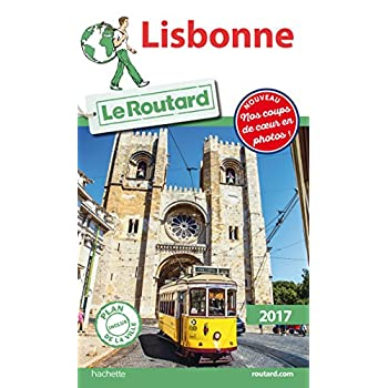 Guide du Routard Lisbonne 2017