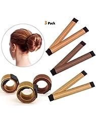 Knotenringe Für Haarstyling Amazonde Beauty