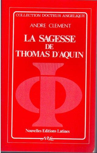 La Sagesse de Saint Thomas