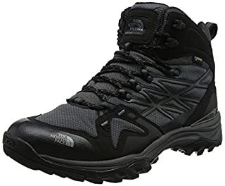 THE NORTH FACE Men's Hedgehog Fastpack Mid GTX High Rise Hiking Boots, (TNF Black/Dark Shadow Grey Zu5), 13 (48 EU) (B077Z92HDV) | Amazon price tracker / tracking, Amazon price history charts, Amazon price watches, Amazon price drop alerts