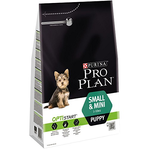 Nestle' Purina - Pro Plan Small&Mini Puppy Optistart con Pollo 1 Sacco 3,00 kg