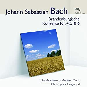 Brandenburgische Konzerte 4-6 (Audior)