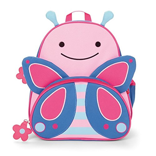 Skip Hop Zoo Packs rosa Butterfly