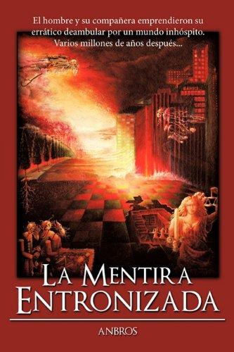 La Mentira Entronizada Cover Image
