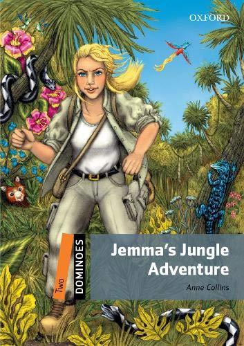 Dominoes 2. Jemma's Jungle Adventure MP3 Pack por Anne Collins