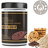 #7: Healthy Oaties Fresh soft Baked Cookies - High in protein, Non GMO, No Wheat Flour, No Refined Sugars - Oats and Chocochip