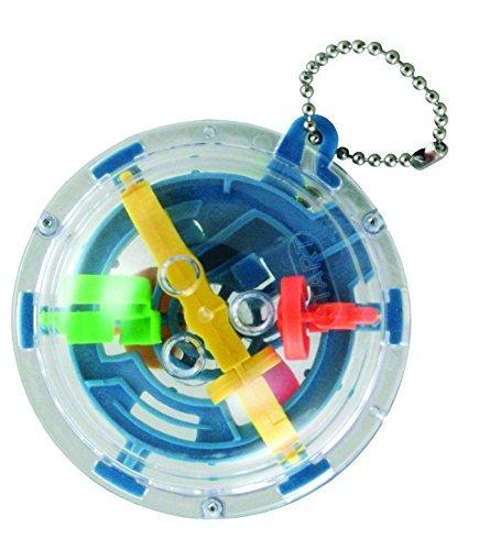 Toybridge om202 Oopsy Mini 1 Süchtig machende Maze Ball Schlüsselanhänger, Multi Color -